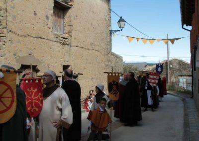 Edición 2017 Jornadas de recreación Histórica de la estancia del Santo Grial en Bailo