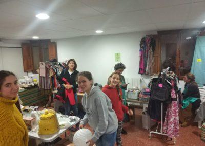 Mercadillo navideño Bailo 2018