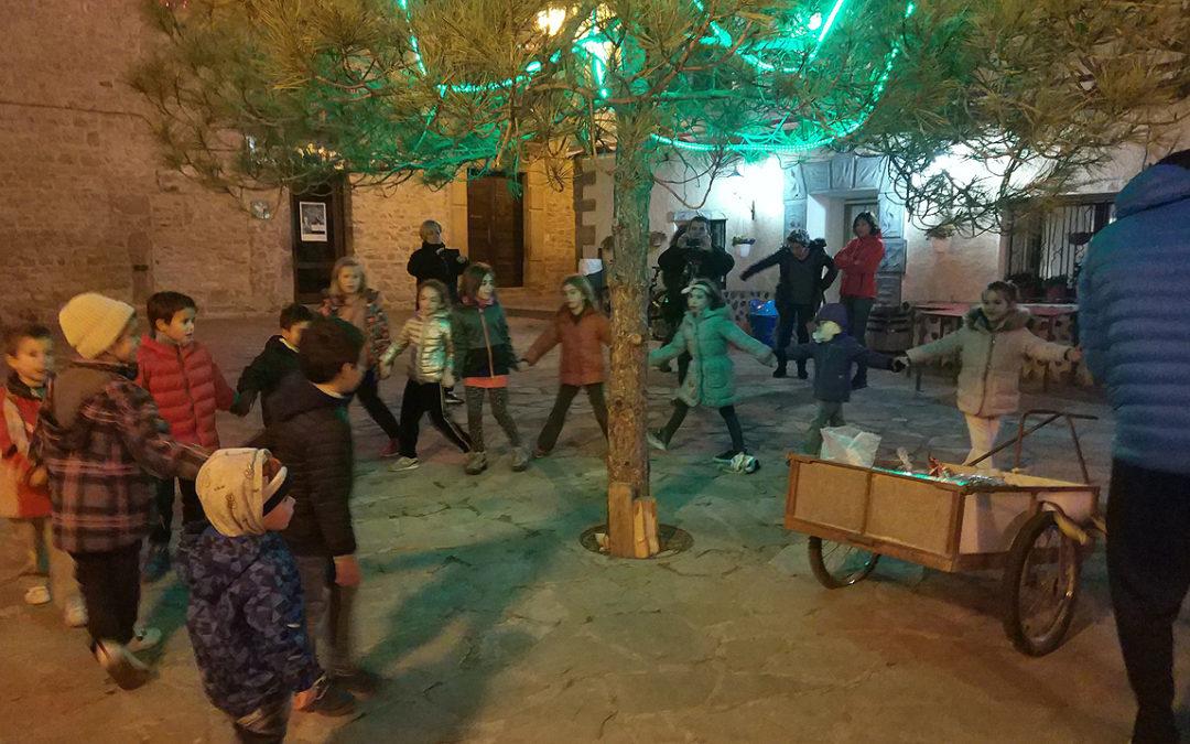 Fiesta de San Nicolás en Bailo